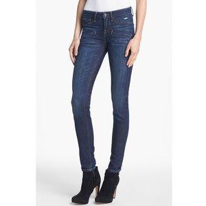 VINCE Welt Pocket Skinny Stretch Jeans [28]